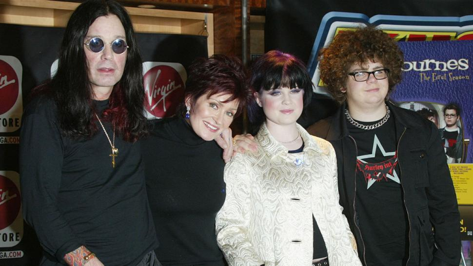 Ozzy Osbourne Honored & Returning to Reality TV ...Ozzy Osbourne Family 2014