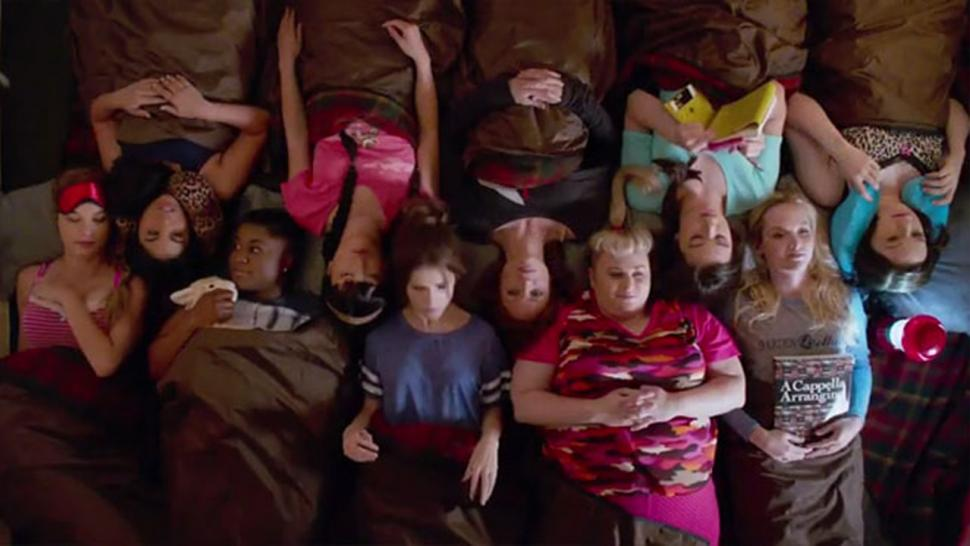 Fart Noises and Awesome Acapella! The 'Pitch Perfect 2