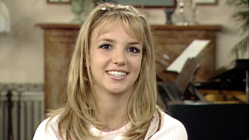 Flashback 17 Year Old Britney Spears Says Entertainment