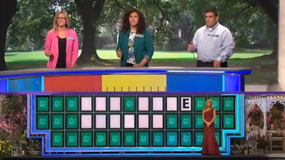 Wheel of fortune final spin prizes and awards