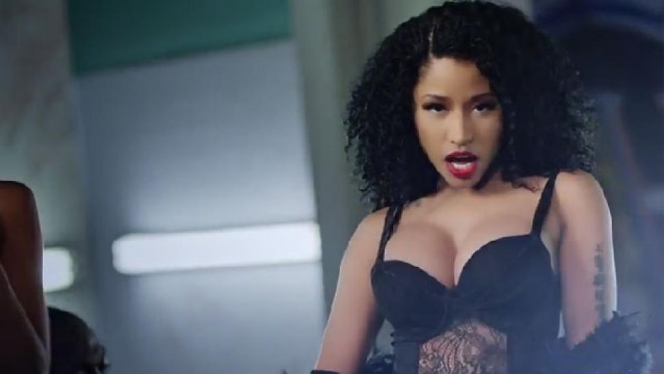 Nicki Minaj Debuts Sexy and Strange 'Only' Video Starring Drake, Chris  Brown and Lil Wayne
