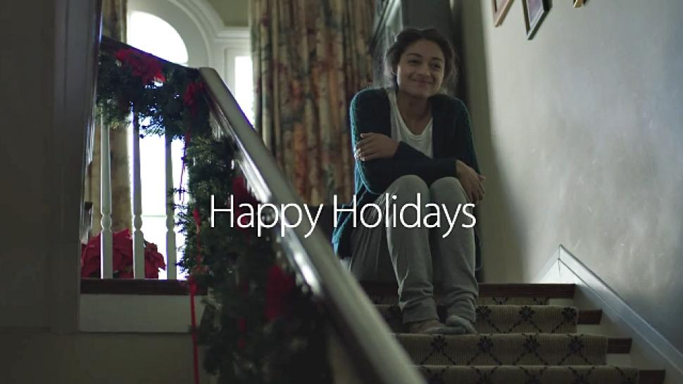 this apple commercial is guaranteed to make you cry seriously grab a tissue