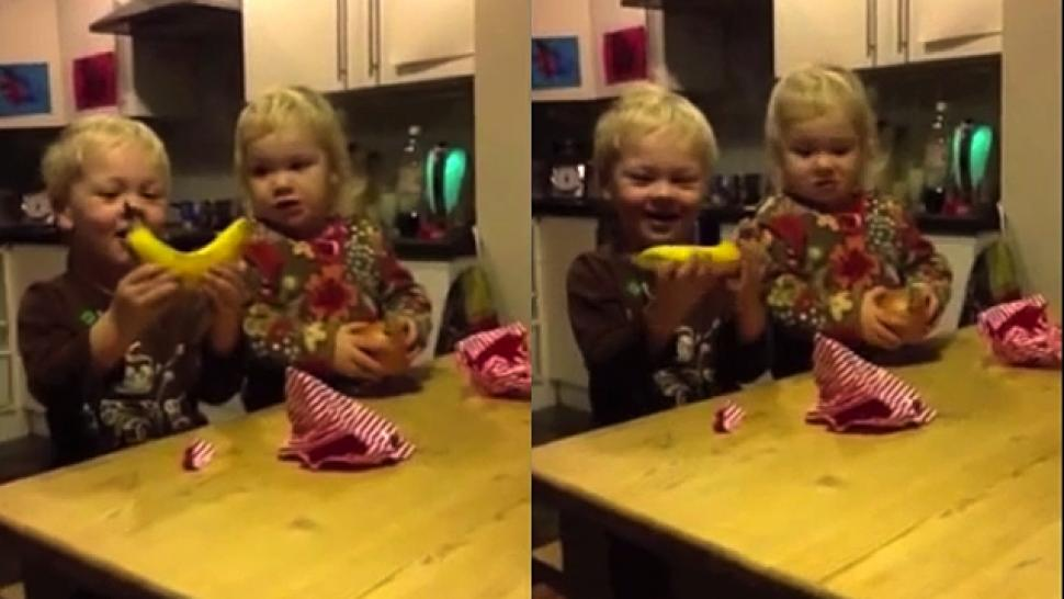 Dad Gives His Kids Horrible Christmas Presents, Records Their ...
