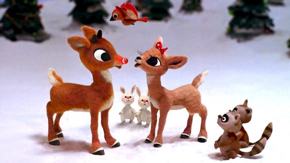 BIG REINDEER NAME LIST Rudolph /&
