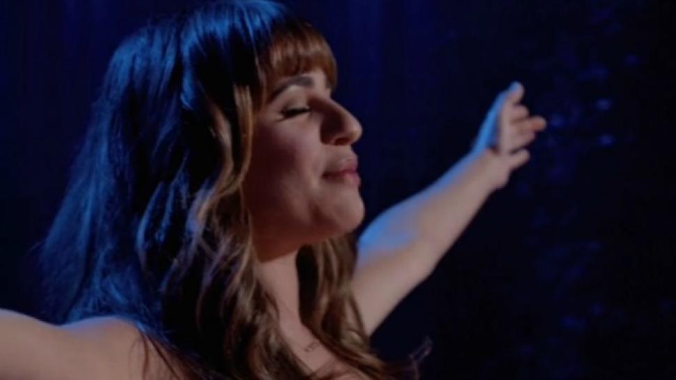 The Toe Cleavage Blog: 2011 TV Season - Lea Michele