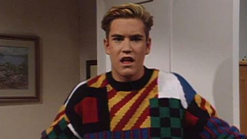 Mark-Paul Gosselaar Is Wearing One of His Zach Morris Ugly ...