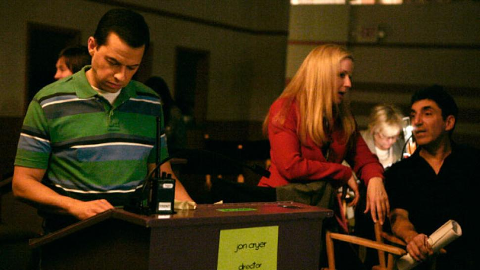 Behind-The-Scenes Of Two And A Half Men Before Series
