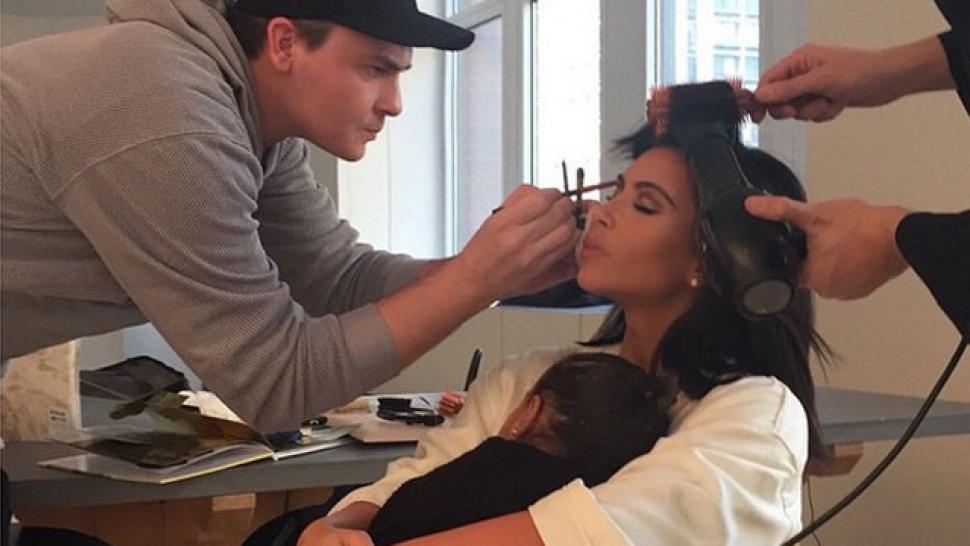 Kim Kardashian Reveals Her Almost 2k Makeup Routine Only Washes Hair Every 5 Days