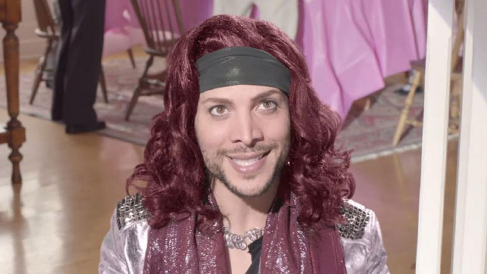 From 'Idol' to Dr  Pepper? Justin Guarini Stars in Hilarious