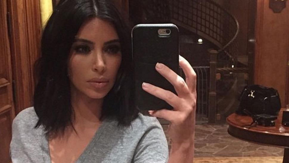 reputable site e842e 29687 Kim Kardashian Sued For $100 Million Over Selfie Light Phone Cases ...