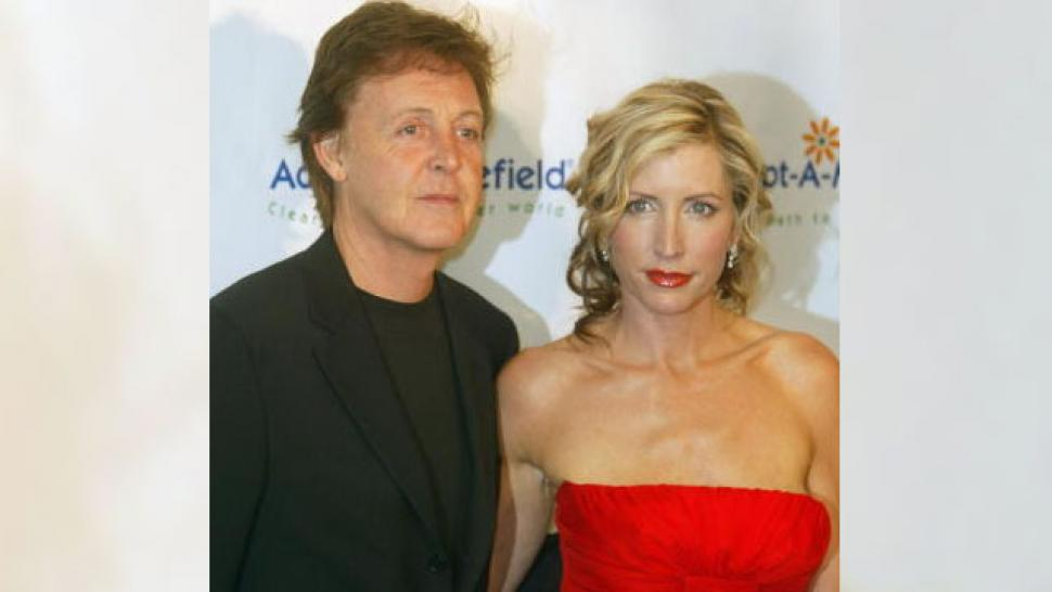 Heather Mills Does Not Want To Talk About Paul McCartney Its Boring
