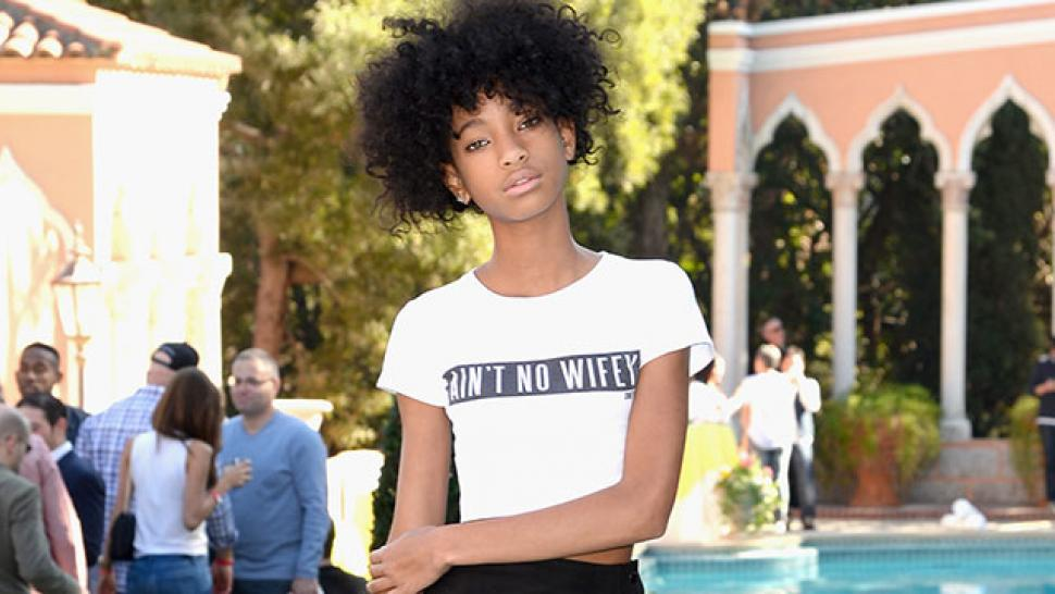 Willow Smith says she self-harmed as a child