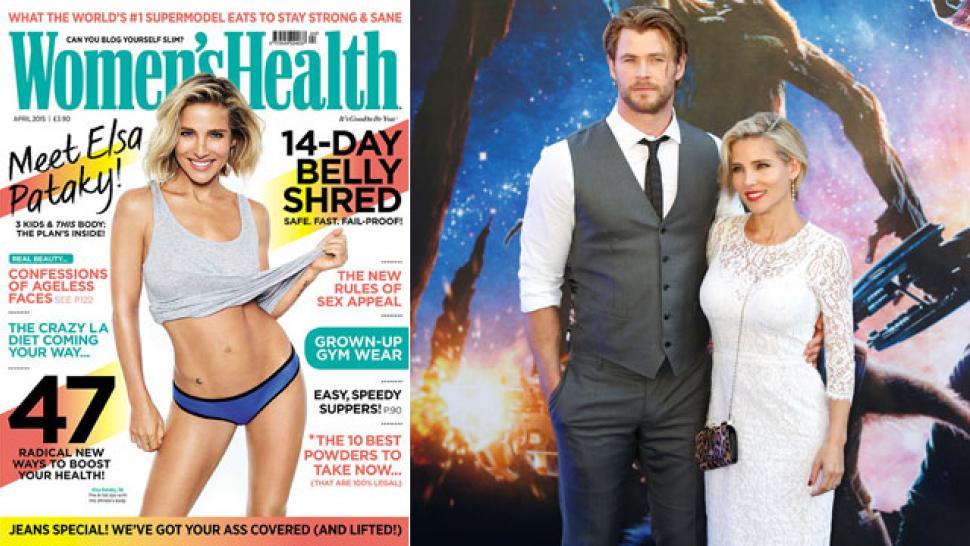 Elsa Pataky 'Will Never' Tell Her Hubby Chris Hemsworth He