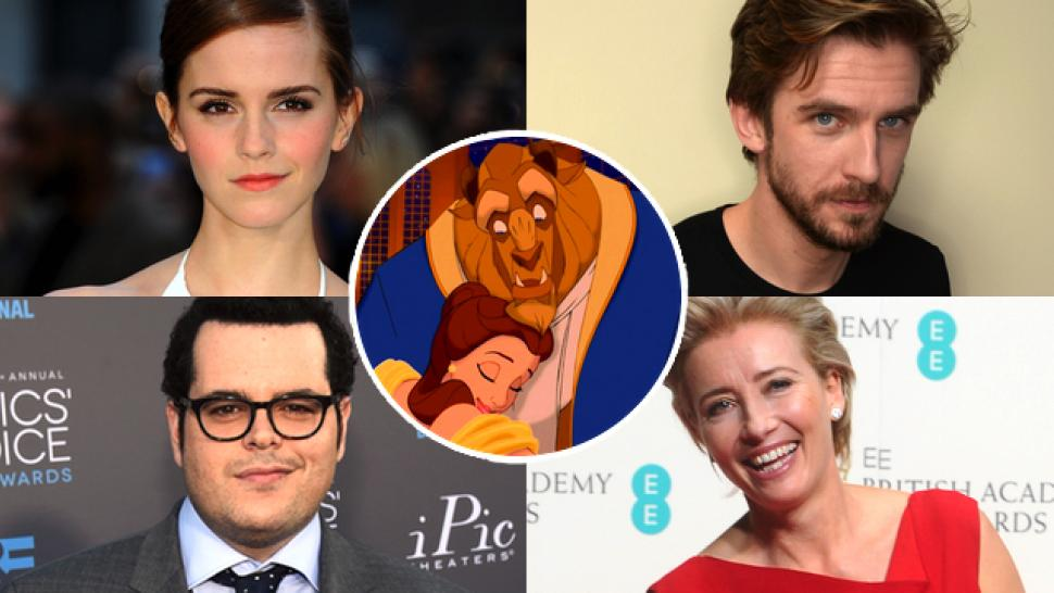 Lets Finish Casting Disneys Live Action Beauty And The Beast