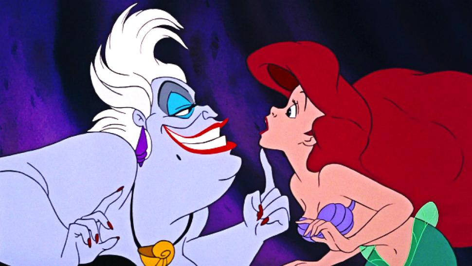 does this little mermaid plot hole ruin the movie for you