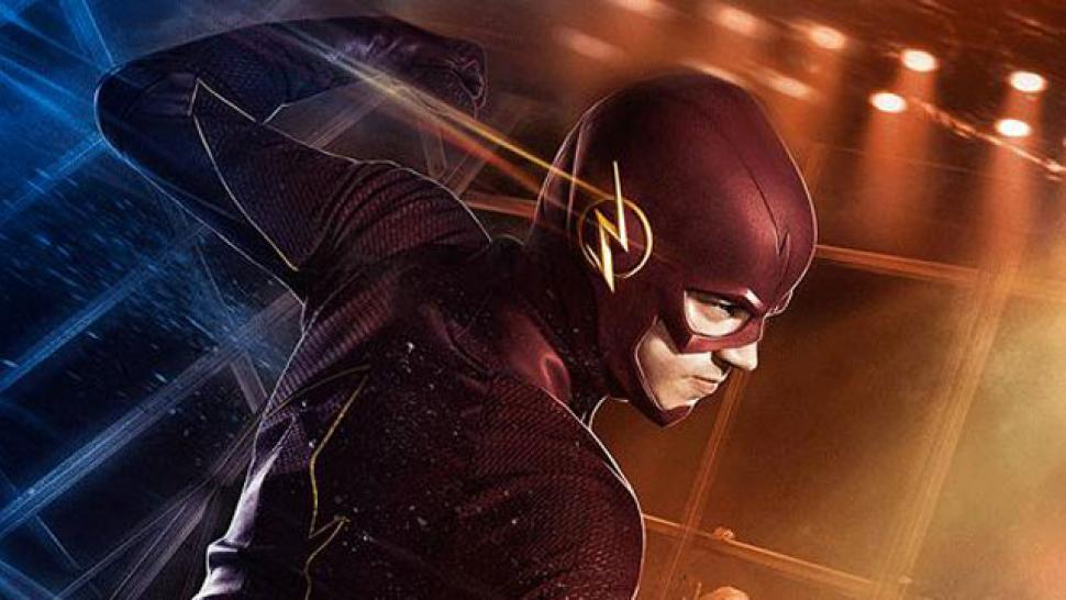 the stars of the flash arrow start a superhero fight club