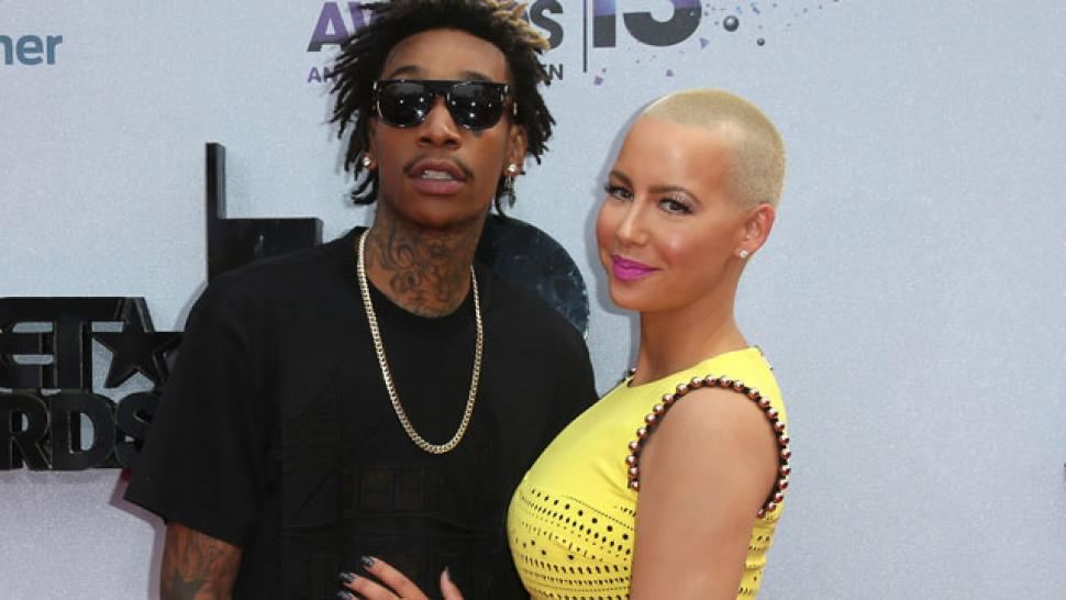 Amber Rose Says Wiz Khalifa Is the 'Love Of Her Life ...