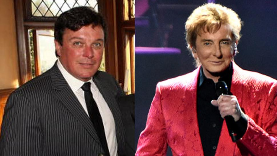 Barry Manilow Secretly Marries Manager Garry Kief Entertainment Tonight