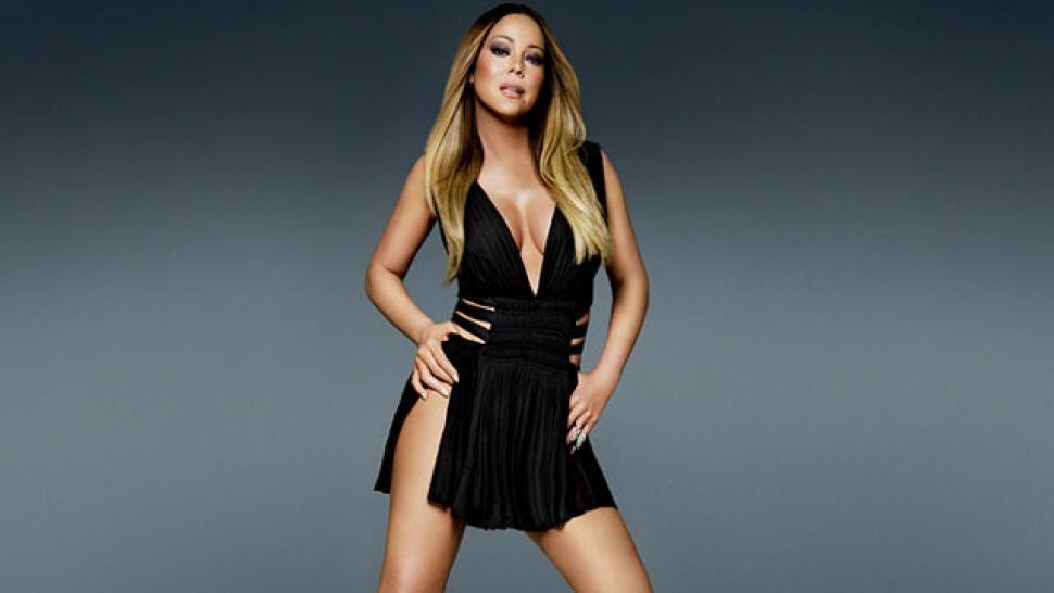 Mariah Carey Christmas Album Cover.Mariah Carey S Most Awkwardly Photoshopped Album Covers