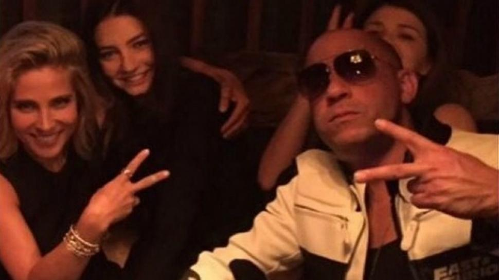 Paul Walker's Daughter Bonds With 'Furious 7' Cast in ...Vin Diesel Mother Photos