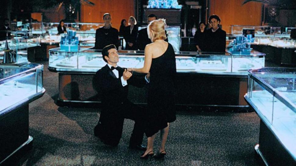 Tiffanys Adorably Recreated Sweet Home Alabama Scene For Reese
