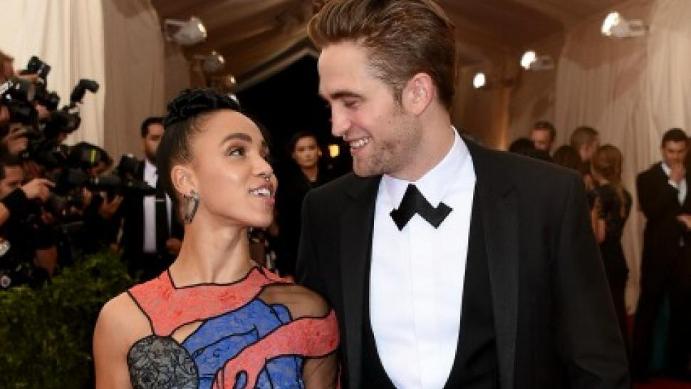 Who is pattinson dating now