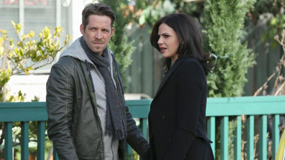 'Once Upon a Time' Scoop on Regina and Robin's Baby Mama Drama With That 'Vile Villain'!