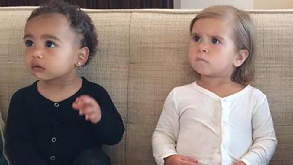 093b9d553b08 Kourtney Kardashian Says North West and Penelope Disick Fight Over ...