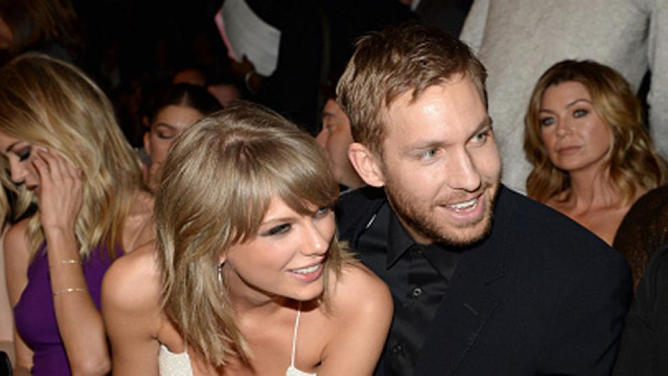Taylor Swift Gives Calvin Harris a Subtle Shout-Out