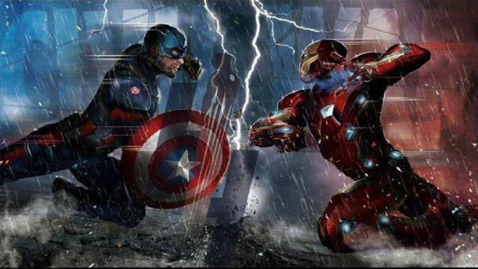 'Captain America: Civil War' Officially Has More Superheroes Than 'Avengers: Age of Ultron'