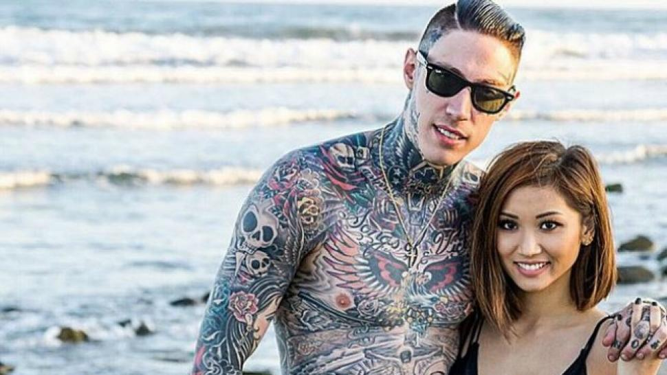 brenda song and trace cyrus rekindle their romance