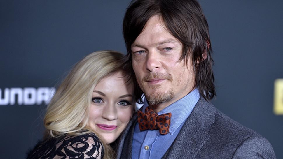 Norman reedus and emily kinney hookup 2018