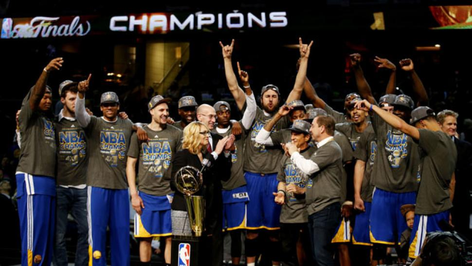 Golden State Warriors Are 2015 NBA Champions! Read the Stars' Reactions | Entertainment Tonight