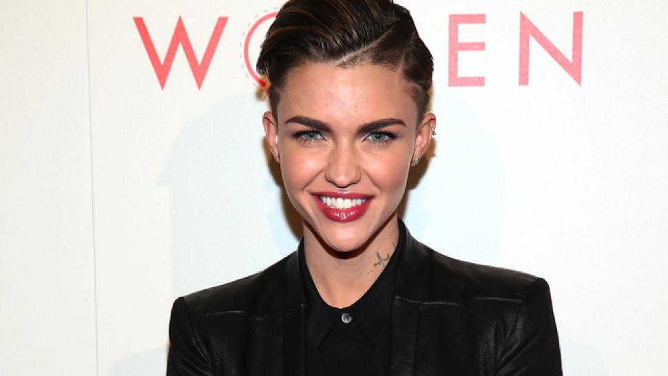 17 Reasons Why Orange Is The New Black Star Ruby Rose Is Your New