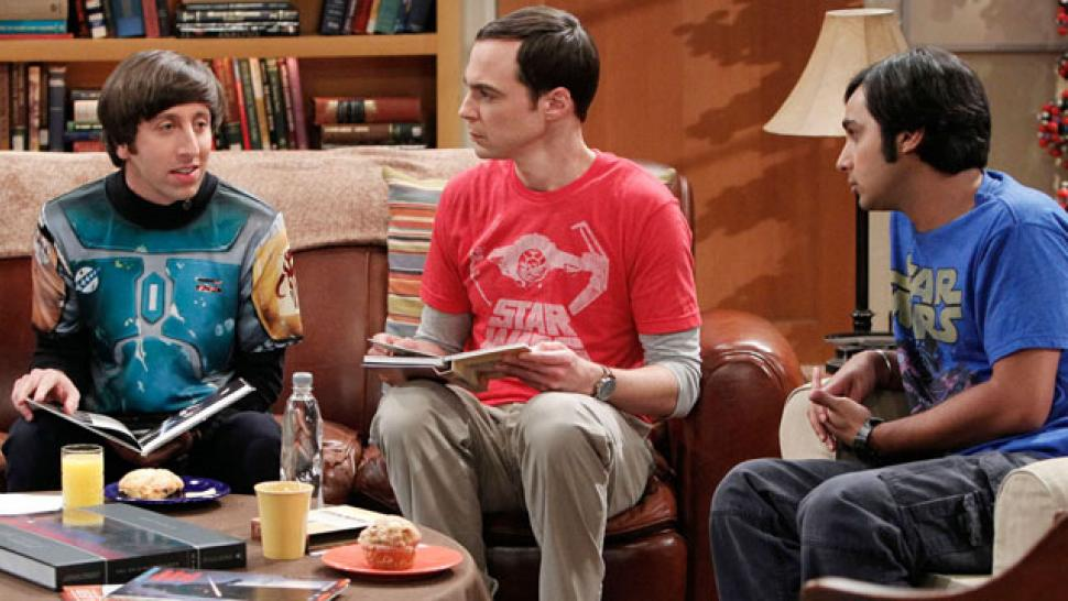 'The Big Bang Theory' to Feature a 'Star Wars: The Force Awakens' Episode in Season 9!