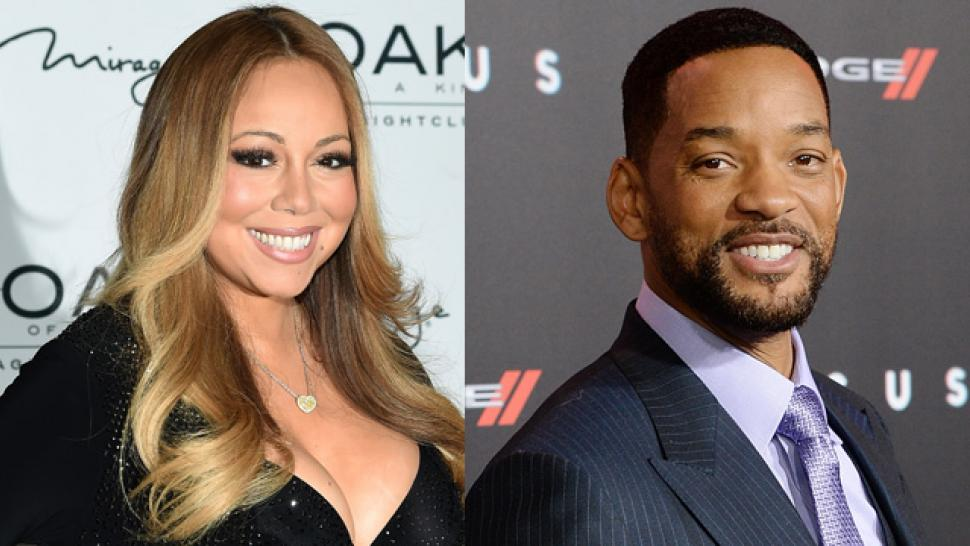 e20a34bb0714d Mariah Carey   Will Smith s Throwback  90s Pic is Everything ...
