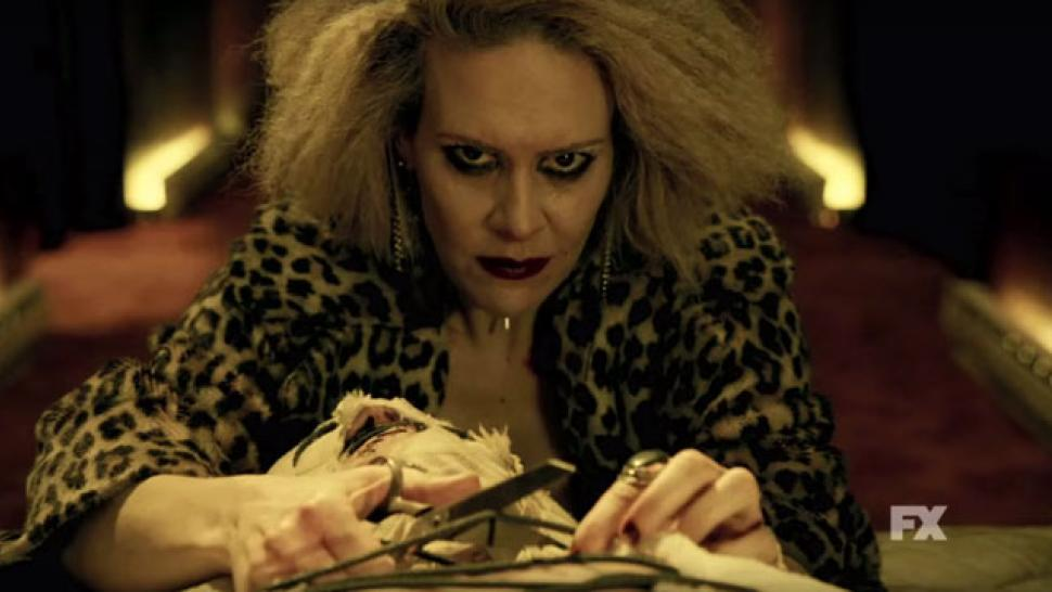 The Full American Horror Story Hotel Trailer Is Here