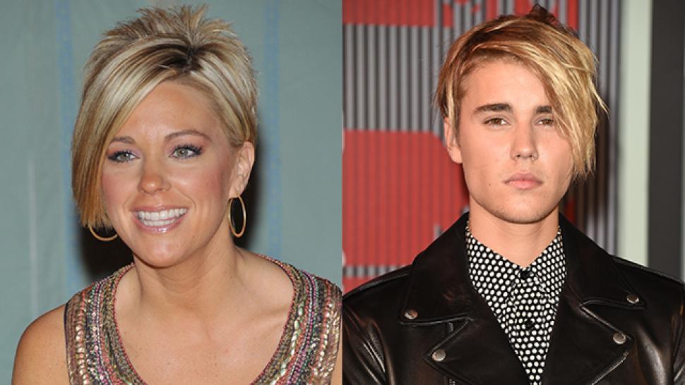 Kate Gosselin Weighs in on Justin Bieber\u0027s Copycat Hair \u0027He