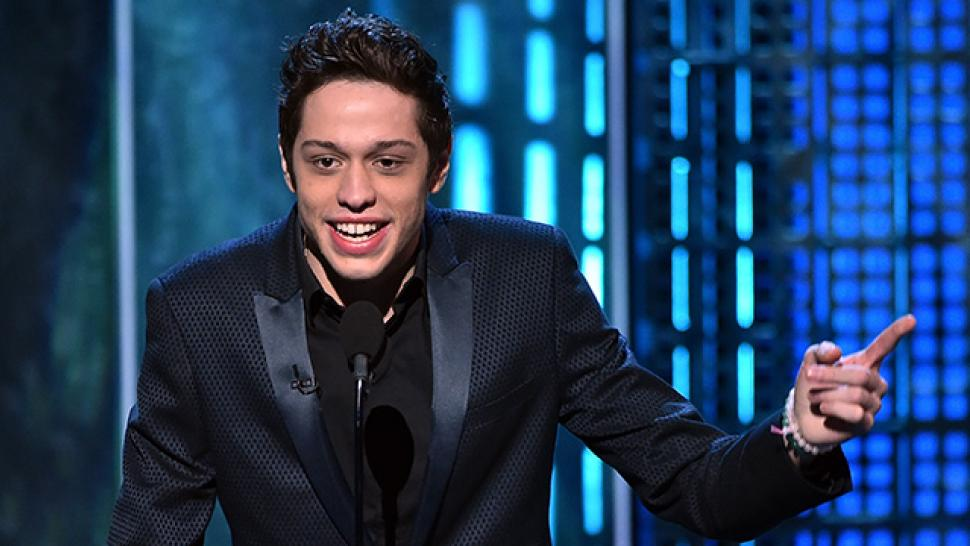 'SNL' Cast Member Pete Davidson Shows Off Hillary Clinton Tattoo