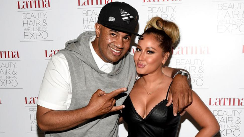 Adrienne Bailon Calls Off Engagement To Lenny Santiago After Six Year Relationship