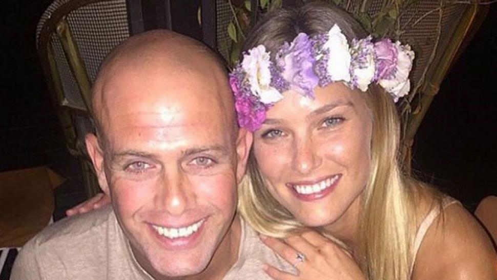 Supermodel Bar Refaeli Gets Married in Israel to Adi Ezra ... бар рафаэли