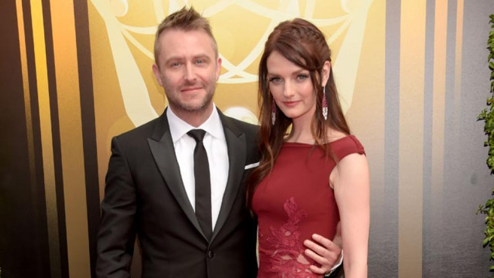 Chris Hardwick Is Engaged to Lydia Hearst See the Ring