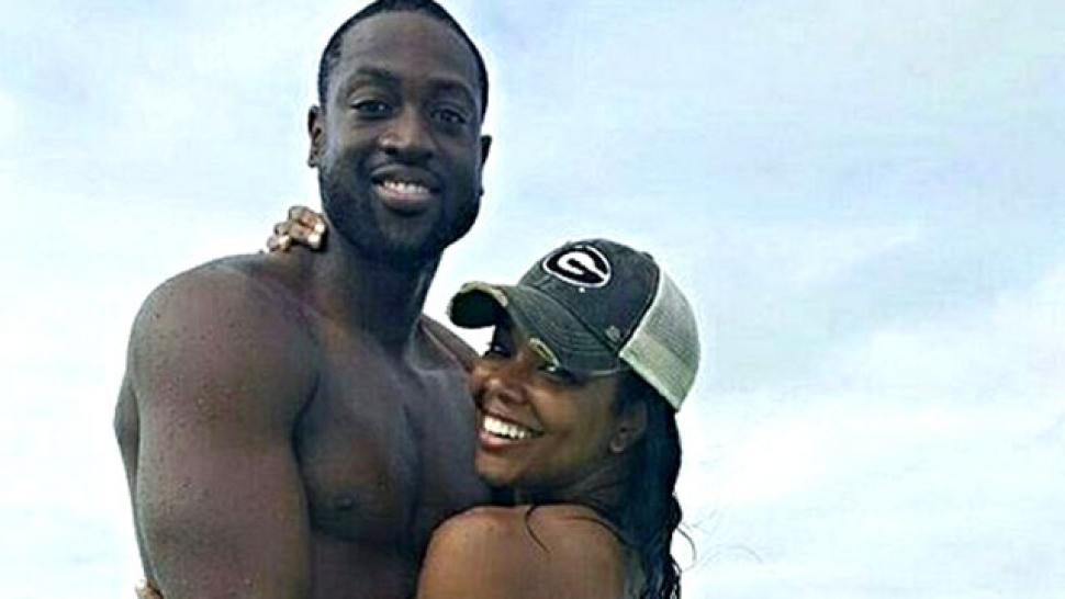 Gabrielle Union and Dwyane Wade Celebrate Anniversary With