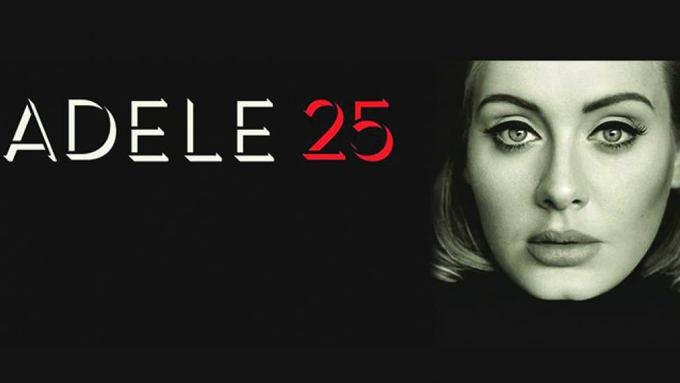 Adele Reveals Cover And Release Date For New '25' Album
