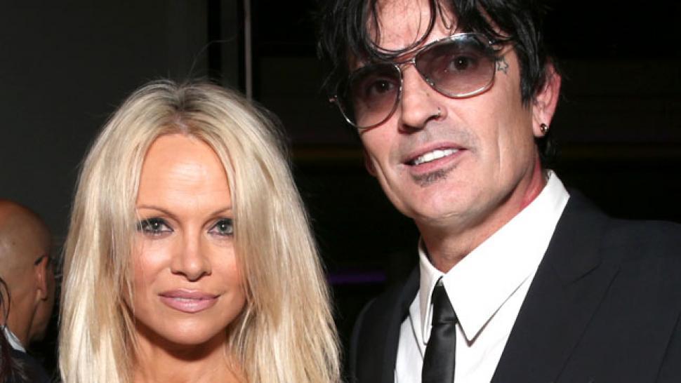 Pamela Anderson mit Junggeselle