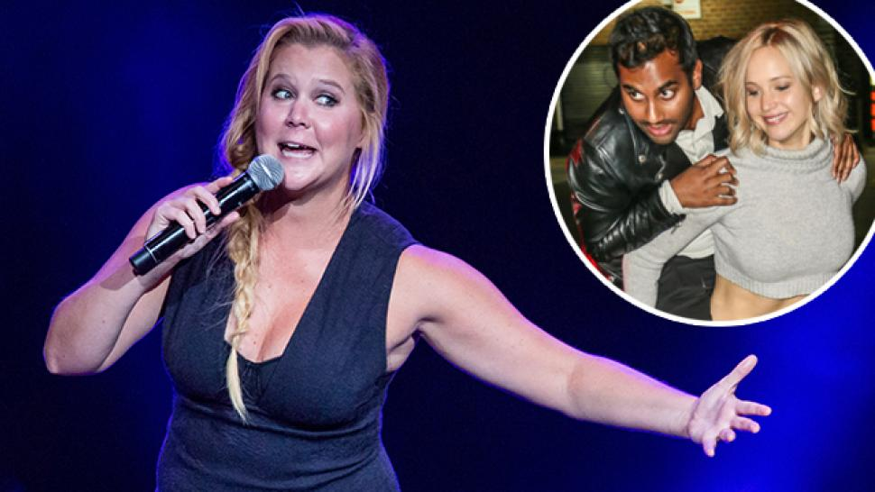 Amy Schumer Jokes About Feeling Like A Monster Since Becoming