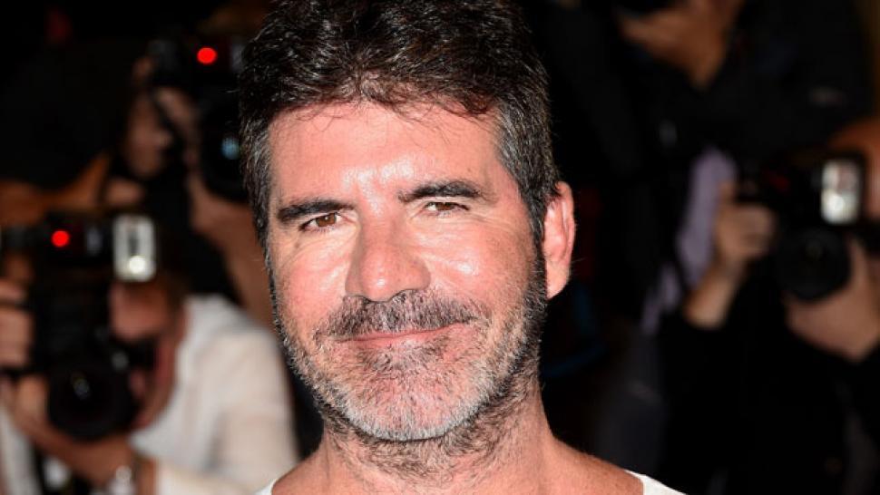 Simon Cowell Suffers Interesting Wardrobe Malfunction on 'X Factor