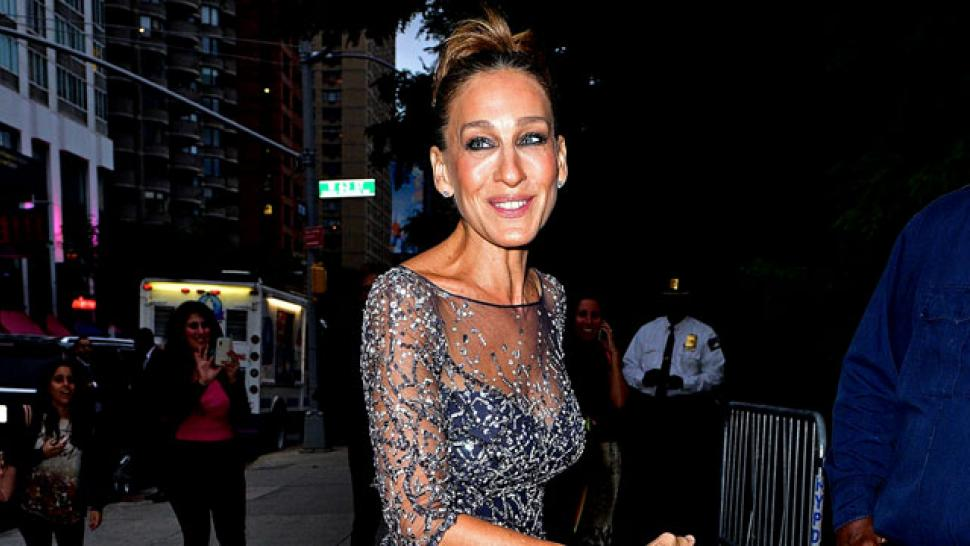 e34102f5227a1 Happy Birthday, Sarah Jessica Parker! How She Continues to Give Us  #FashionGoals at 51