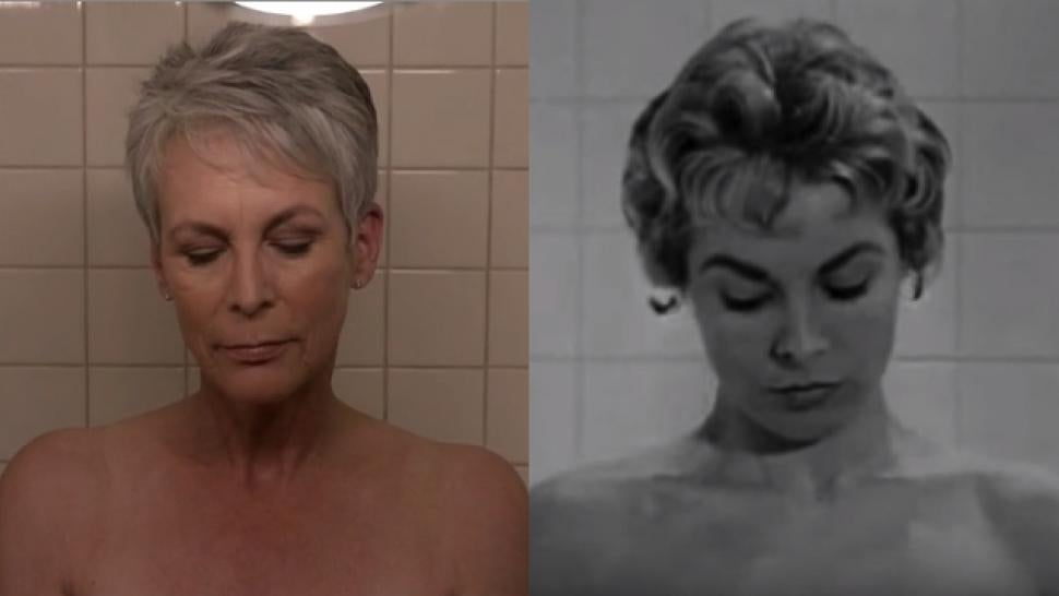 jamie lee curtis perfectly recreated her moms infamous