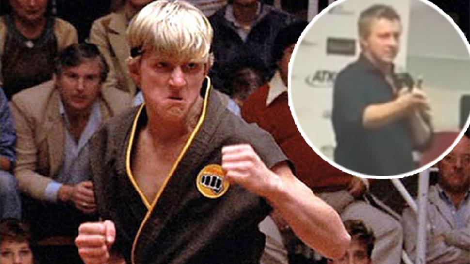 Karate kid 2 bad guy